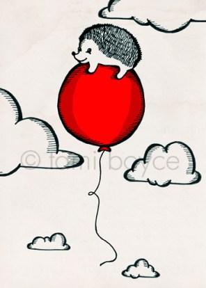 balloon_hedgehog