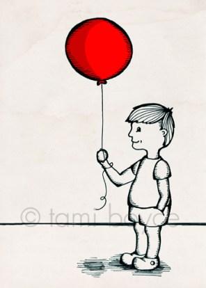balloon_little boy