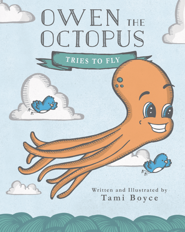Owen Octopus Cover