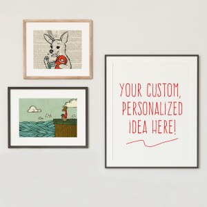 Custom Illustrations