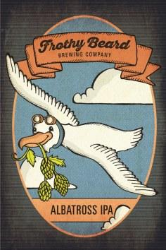 Albatross IPA Poster_20x30_Correct Logo.LR