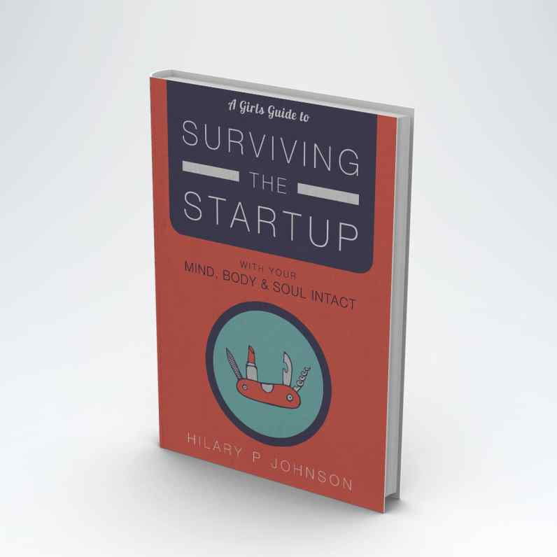 Surviving the Start Up Cover