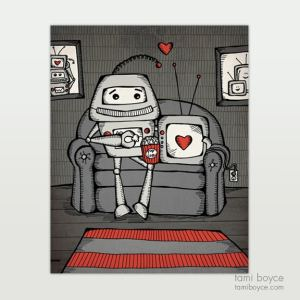 Robot Love_Netflix and Chill