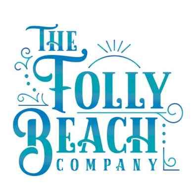 The Folly Beach Compnay Logo