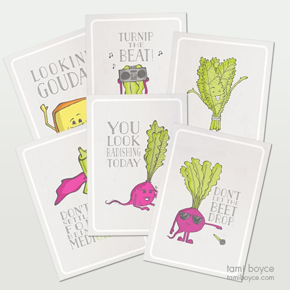 bundle_veggie puns 6