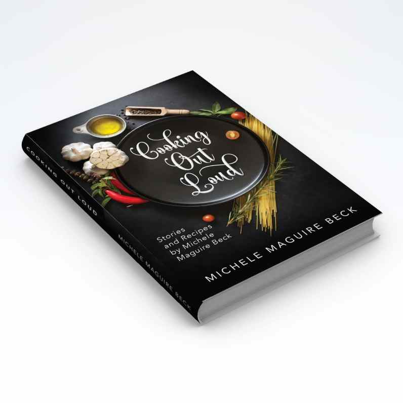 Cooking outloud cover