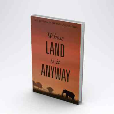 Whose land is it anyway cover