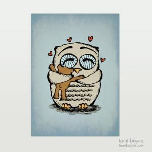 Owl, Loving
