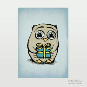 Owl, Present