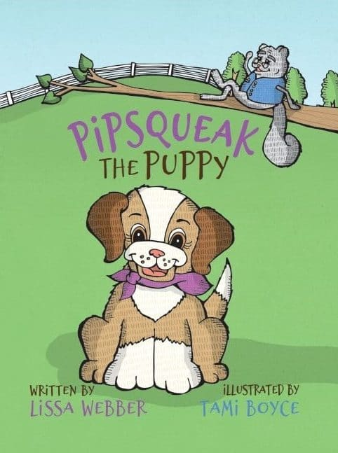 pipsqueak the puppy