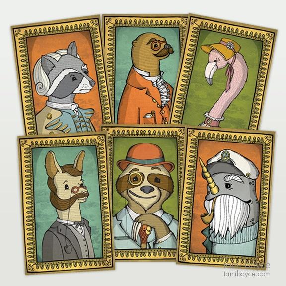 classy critter 6 pack