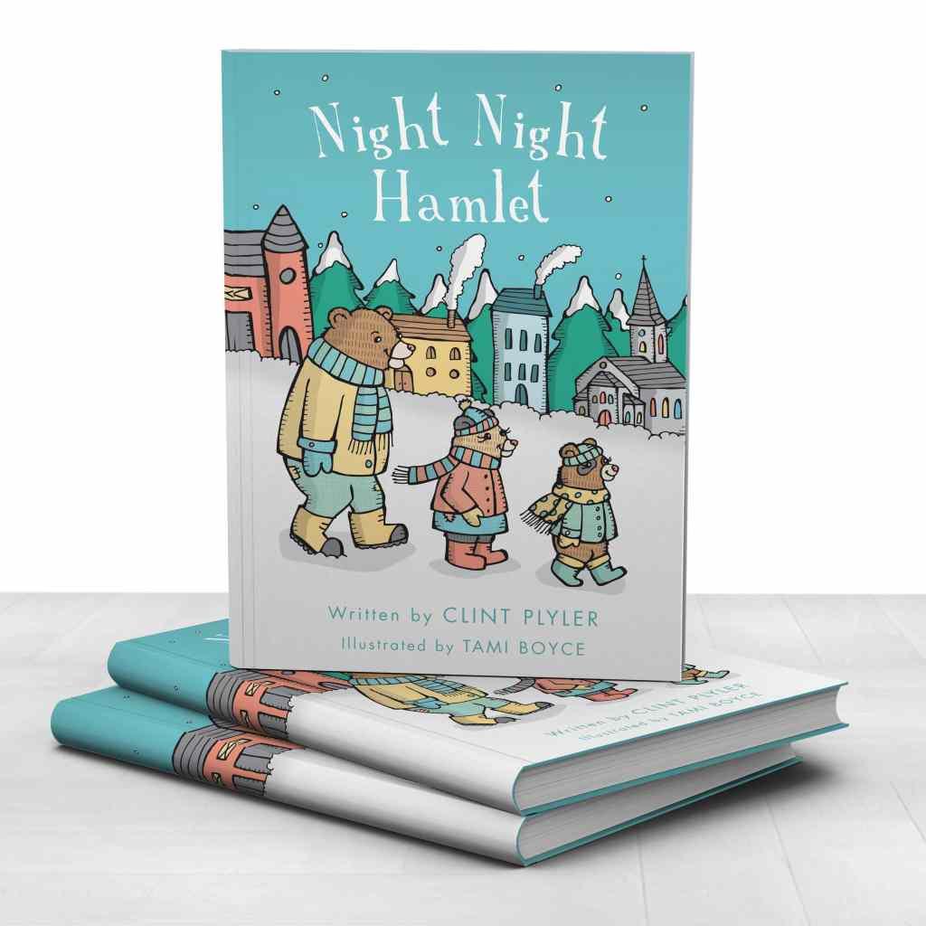 Night night hamlet cover