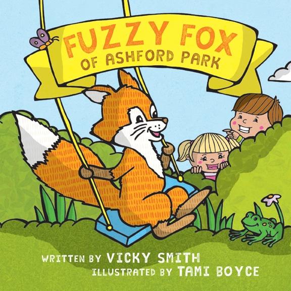 Fuzzy Fox Cover