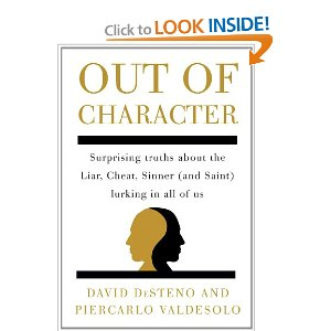 Out of Character book cover
