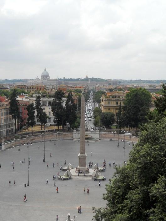 Piazza del Popolo, Rome, Italy