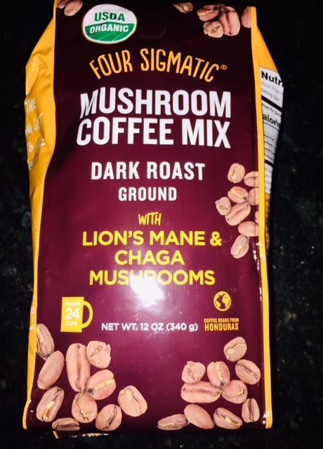 Yes, thesis Mushroom Coffee!