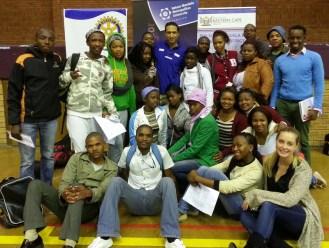 Part of the Rotary International Family Health Day initative