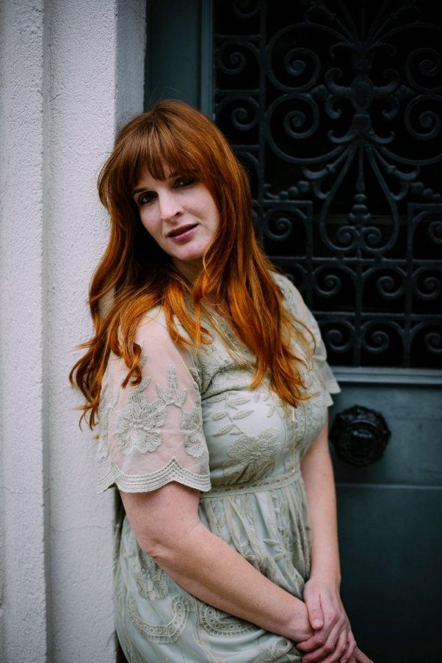 Tami Keehn in Paris France by Amanda René.
