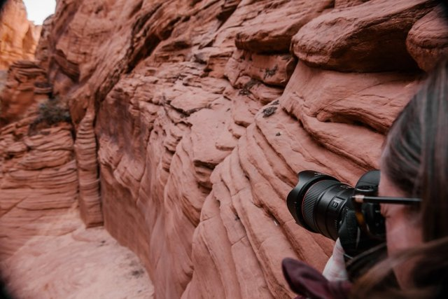 Antelope Canyon X in Page Arizona by photographer Tami Keehn