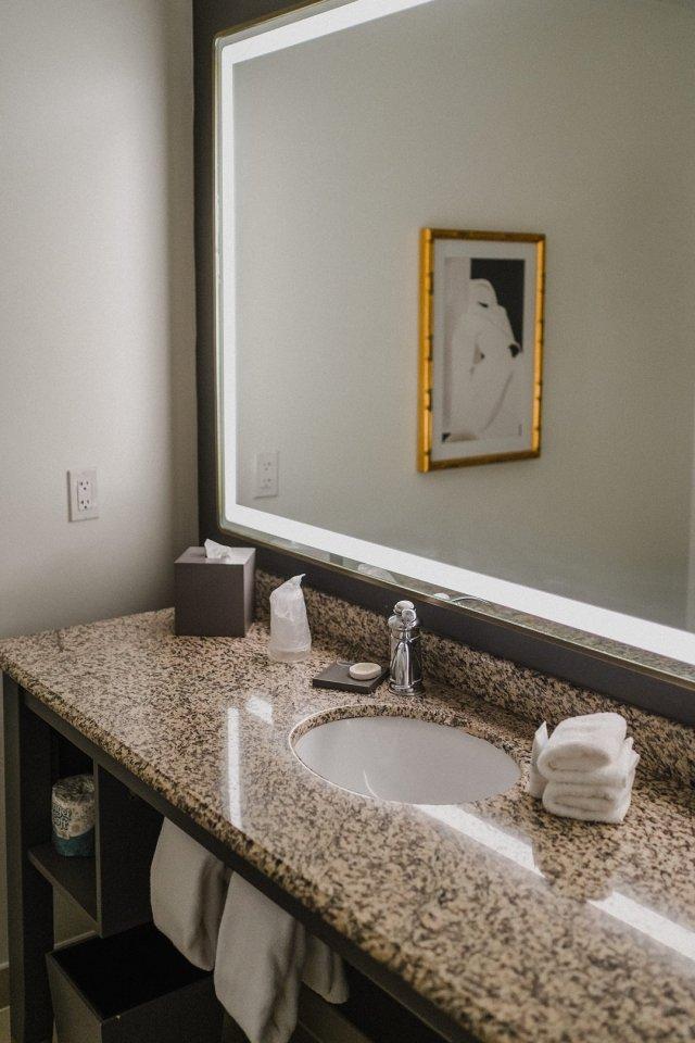 Andaz Savannah by Hyatt - View of the bathroom