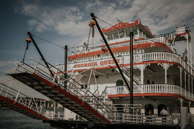 Ferry in Savannah GA