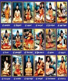 18 Siddhargal History in Tamil PDF Download