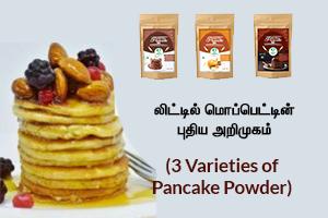 little moppet pancake powder