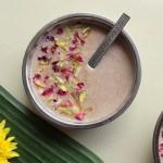 millet kheer recipe