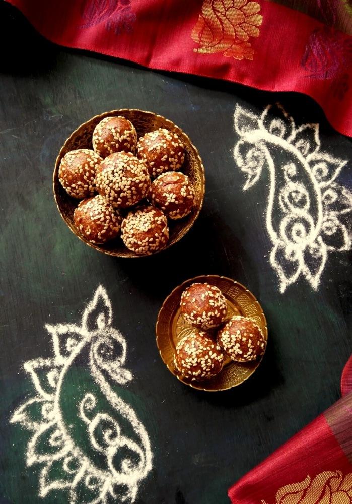 dates laddu recipe