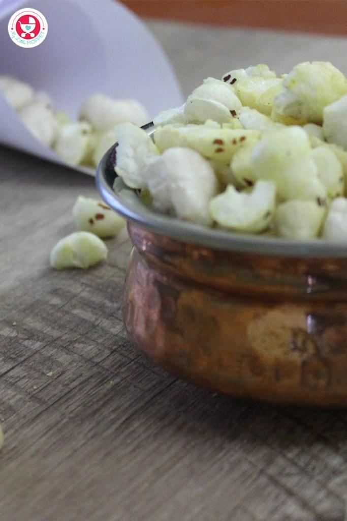 Thamarai Poo Vidhai Roast in Tamil