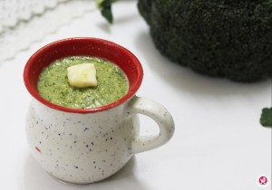 Broccoli Butter Masiyal for babies