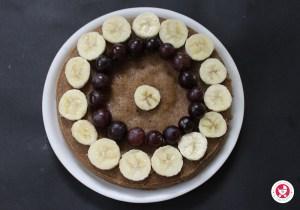 Healthy Homemade Cake for Kids