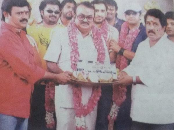 Rajeshkumar's Naan Mugam Paartha Kannadigal series -17