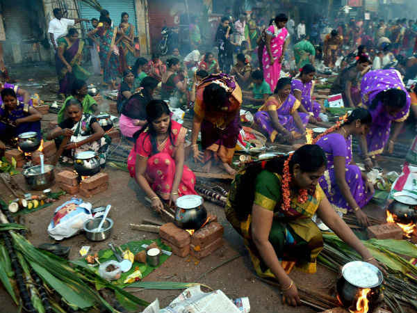 Nalla neram for Bhogi,Pongal festival