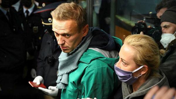 Poison to Navalny