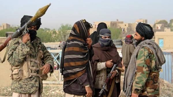 तालिबान का दबदबा