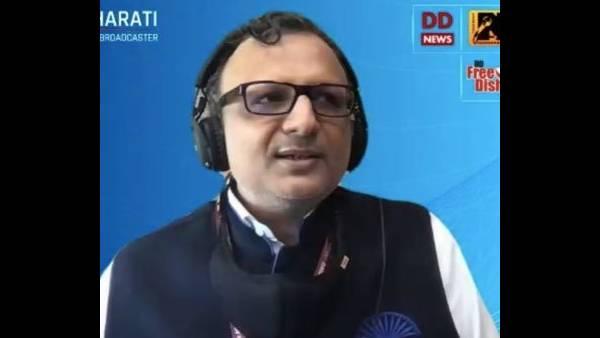 कलपुरगी दूरदर्शन कार्यालय में जारी रहेगा उत्पादन- प्रसार भारती सीईओ शशिक