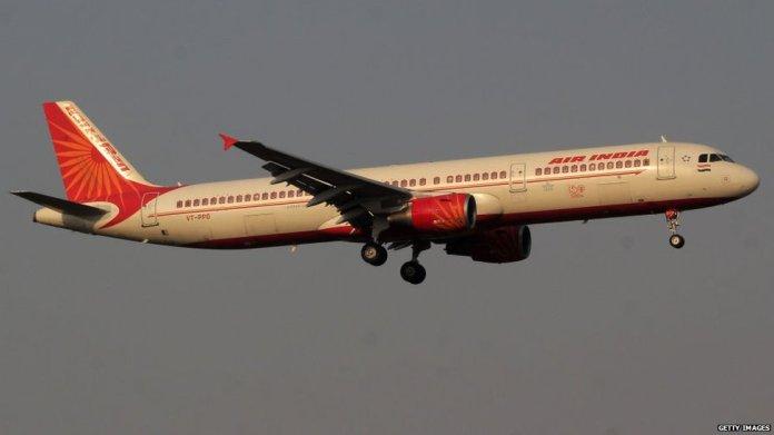 एयर इंडिया टाटा