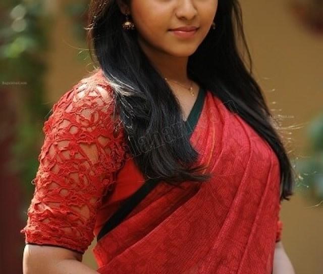 Anjali Actress Saree Photo