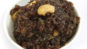 30 வகை கறுப்பு - சிவப்பு (அரிசி) ரெசிபி tamil recipes