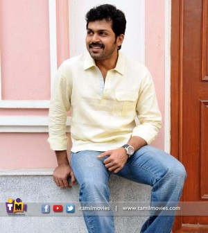 Karthi's Next with Interesting Plans