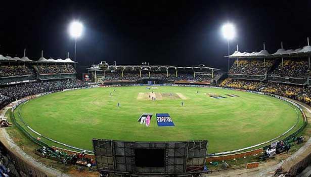 சென்னை சேப்பாக்கம்