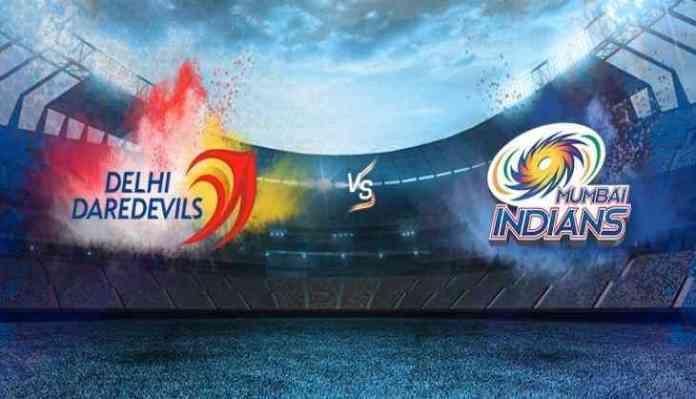 delhi vs mumbai ipl 2019
