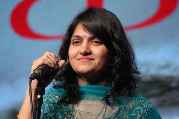 Singer Harini