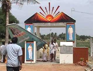 Karunadhi Temple