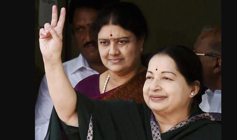 Jayalalithaa - Sasikala