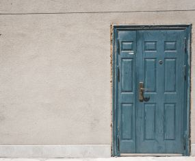 Is there a door in your life?