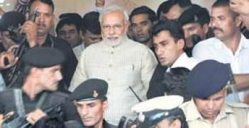 Absolute majority - BJP captured power 21 - to be sworn in as prime minister Narendra Modi