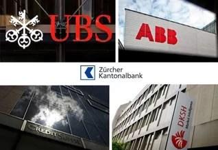 Swiss bank money