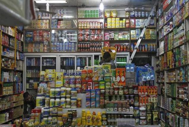 Contamination in india shops